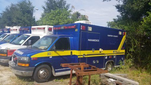 Ambulance 303